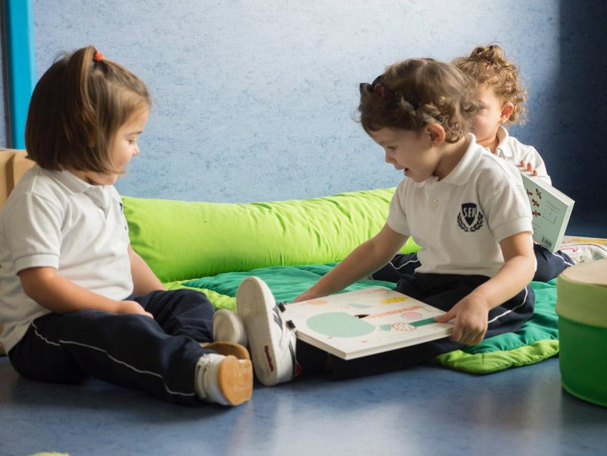 escuela infantil barcelona